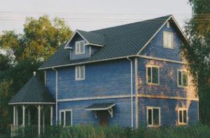 revêtement extérieur pour une maison